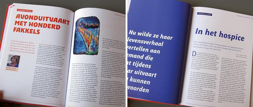 Jubileumboek Humanistische Uitvaart