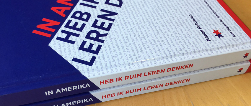 Interviewboek Fulbright Center